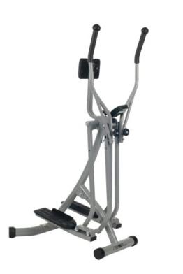 Christopeit Crosstrainer Walker siber, silber, 80 x 60 x 148 -