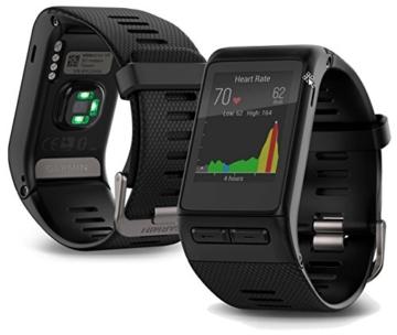 Garmin vívoactive HR Sport GPS-Smartwatch (integrierte Herzfrequenzmessung am Handgelenk, diverse Sport Apps) -