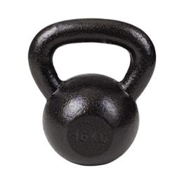 Hop-Sport Kettlebell Guss 16 kg, 023826 -
