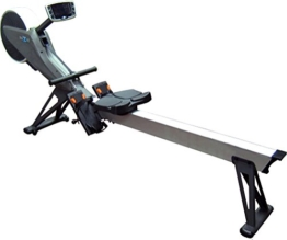 Maxxus Erwachsene Ruderergometer 10.0 Rudergerät, Grau/Weiß, 2.460 x 450 x 1.082 mm -