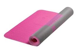 Nike Damen, Herren Yogamatte rosa Einheitsgröße -