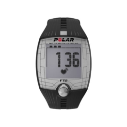 POLAR Sportuhr FT2 Black, 0725882012742 -