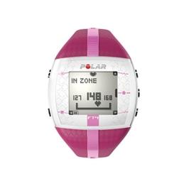 POLAR Sportuhr FT4F Purple Pink, 0725882012896 -