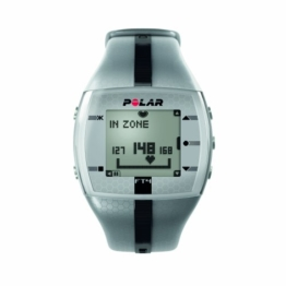 POLAR Sportuhr FT4M Silver, 0725882012957 -