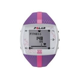 POLAR Sportuhr FT7F Lila Pink, 90053993 -