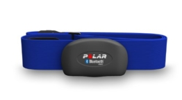 POLAR Sportuhr Herzfrequenz-Sensoren-Set H7 Blue Bluetooth Smart M-XXL, blau, 0725882018140 -