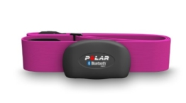 POLAR Sportuhr Herzfrequenz-Sensoren-Set H7 Pink Bluetooth Smart M-XXL, pink, 0725882018188 -