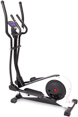 SportPlus Crosstrainer Ergometer, Benutzergewicht bis 120 kg, Klasse H.A., SP-ET-9800-iE -