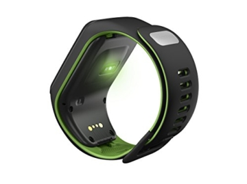 TomTom Runner 3 Cardio + Musik GPS-Sportuhr (Routenfunktion, 3GB Speicherplatz für Musik, Eingebauter Herzfrequenzmesser, Multisport-Modus, 24/7 Aktivitäts-Tracking) -