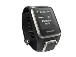 TomTom Spark Cardio + Music Premium Edition GPS-Fitnessuhr schwarz, Größe S -