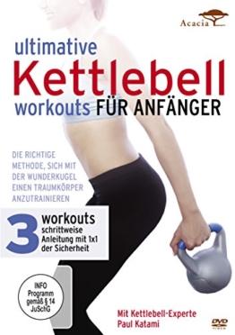 Ultimative Kettlebell Workouts für Anfänger -