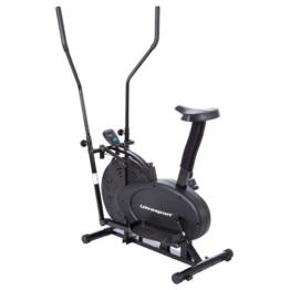 Ultrasport Basic Crosstrainer 250 TÜV/GS geprüft -