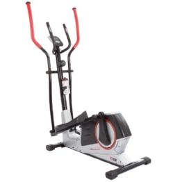 Ultrasport XT-Trainer 900M Crosstrainer/Ellipsentrainer mit Handpuls-Sensoren inkl. Trinkflasche -