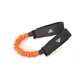 adidas Uni Widerstandsband Lateral Speed Resistor, schwarz-rot, ADSP-11508 -