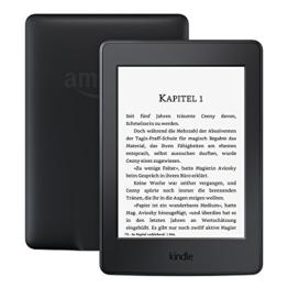 Kindle Paperwhite 3G eReader, 15 cm (6 Zoll) hochauflösendes Display (300 ppi) mit integrierter Beleuchtung, gratis 3G + WLAN (Schwarz) - mit Spezialangeboten -