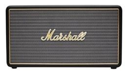 Marshall Stockwell portabler Bluetooth Lautsprecher inkl. Hülle schwarz -