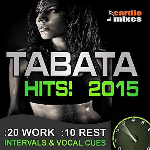 Kettlebell Training 20 Kcal Per Minuut: Tabata Hits! 2015, 20 / 10 Interval Workout With Vocal