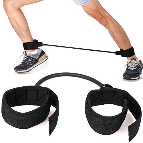 Tiaobug Widerstandsbänder Fitnessbänder Latex Resistance