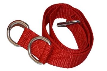 Widerstandsband dehnbar bis 6 Meter - zusätzliches Band kombinierbar für Syno, Skeed, CINN, GRUZZ und weiteren Hersteller von athletiKor ® -