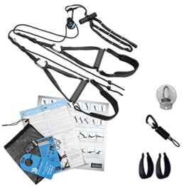 aeroSling ELITE Set APE - Profi Sling-Trainer Paket inkl ELITE Plus, Türanker, Fußschlaufen, Befestigung -