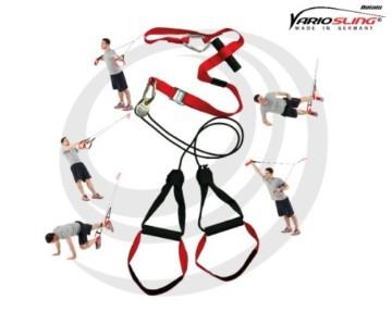 Variosling Sling Trainer Rotate, rot schwarz, VS05 -