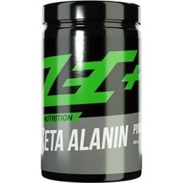 ZEC+ BETA ALANIN Pulver Drink | reines Beta Alanin Pulver für größere Carnosin-Speicher | mehr Kraft | mehr Ausdauer | mehr Wiederholungen | 500g -