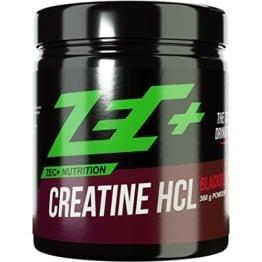 ZEC+ CREATIN Blackberry SHAKE | optimale Aufnahme von Creatine/Kreatin durch Hydrochlorid (HCL) | mehr Kraft | mehr Ausdauer | kein Aufblähen | keine Verdauungsprobleme | Muskelwachstum | 360g Pulver -