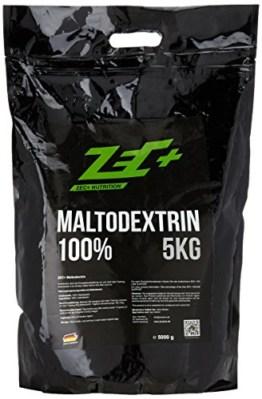 ZEC+ MALTODEXTRIN | wasserlösliches Kohlenhydratgemisch | ideal für Hardgainer | perfekt für die Massephase | Regeneration | Muskelaufbau | MALTO | Masse aufbauen| 5000g -