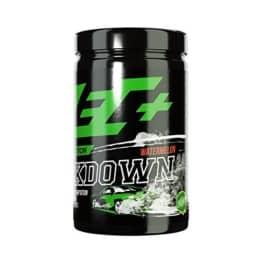 ZEC+ Pre Workout Booster KICKDOWN 2.0 | Trainingsbooster | mehr Kraft | mehr Pump | Antikatabole- und anabole Formel mit essentiellen Aminosäuren | BCAA | verzweigtkettige Aminosäuren | Arginin AKG | Sibirischer Ginseng-Extrakt | Geschmack WATERMELON 600g -