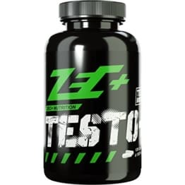 ZEC+ TESTOSTERON Booster | Steigerung der körpereigenen Hormonproduktion | Männlichkeitshormon | TESTO | Kraft | Ausdauer | Fettverbrennung | Muskelwachstum | 120 Kapseln -