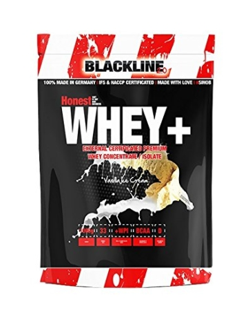 Blackline 2.0 Honest Whey + 1000g Popcorn - 1