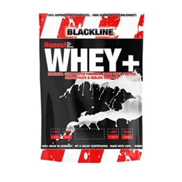 Blackline 2.0 Honest Whey+ (1000g, Rote Banane) - 1