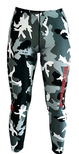 BlackLine 2.0 Leggins CamouflArsch Hose Sport Fitness Gym Bodybuilding Größe / Size S - 4