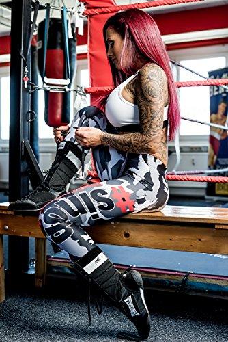 BlackLine 2.0 Leggins CamouflArsch Hose Sport Fitness Gym Bodybuilding Größe / Size S - 3